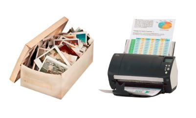 Best photo scanner with auto feed - Picture of photo scanner and photographs