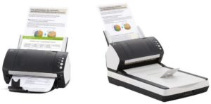 THE BEST FUJITSU SCANNER WITH TWAIN DRIVER - Fujitsu FI 7160 and Fujtsu FI 7260