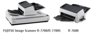 THE BEST FUJITSU SCANNER WITH TWAIN DRIVER - Fujitsu FI 7600 and Fujtsu FI 7700