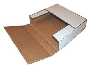 Shipping Boxes for Vinyl Records - Safely ship and store your LP's - Cardboard shipping boxes for LPs