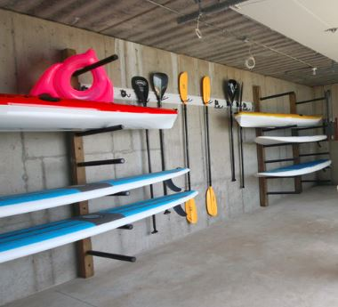Kayak Storage Rack You Have To See Our Favourite One