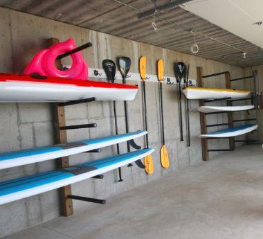 Storage Rack for Kayaks - Kayag Garage Storage