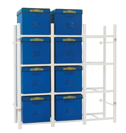 Top 3 best shelves for plastic totes - Tote shelving for dummies
