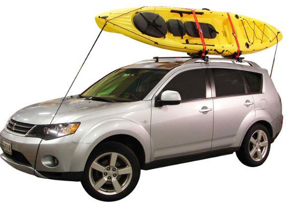 kayak rack for truck - Kayak Roof Rack